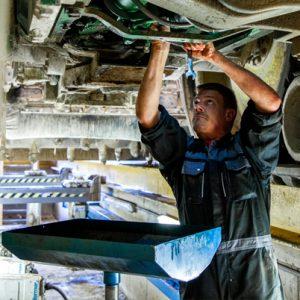 Godts mecanicien job