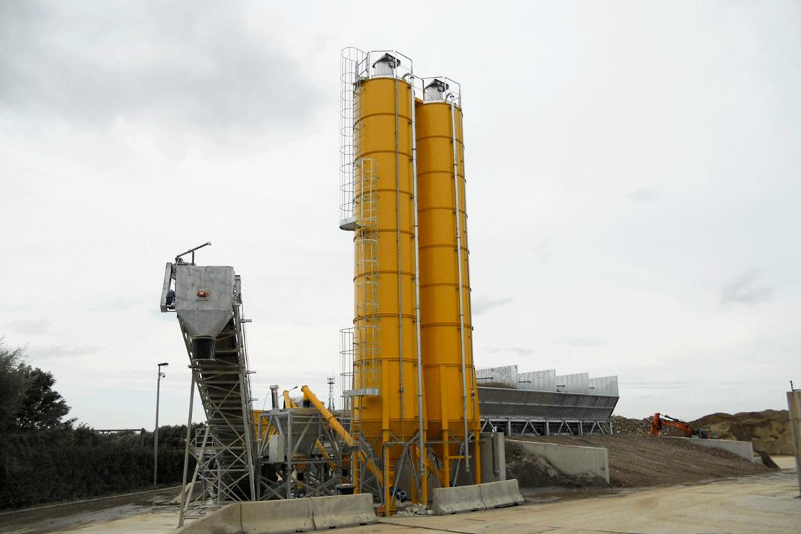 Godts-betoncentrale