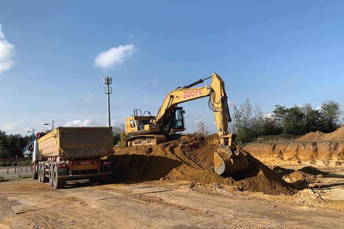 Godts grond-en afbraakwerken