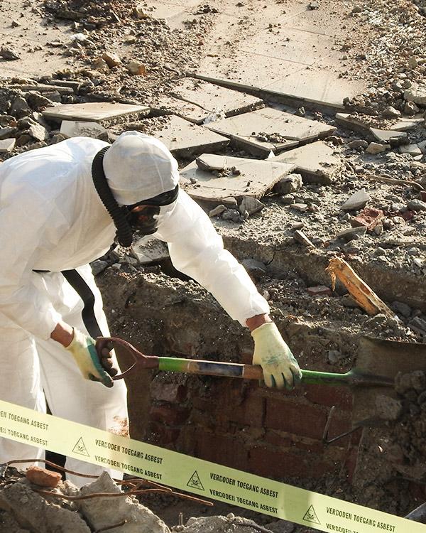 Godts Asbest verwijderen